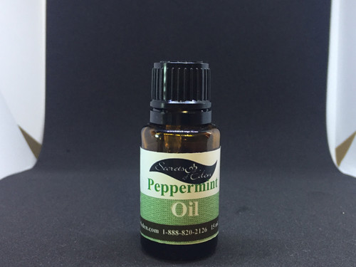Peppermint Essential  Oil 15 ml