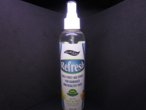 Refresh 8 OZ (Refreshing Minerals For Your Skin)