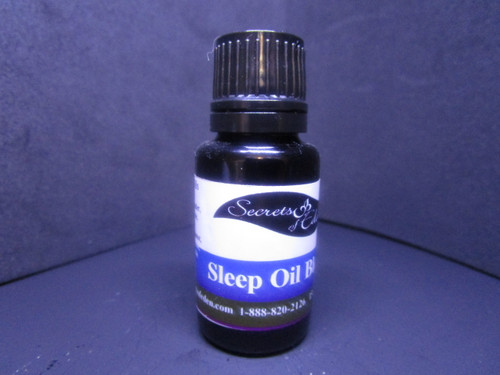 Sleep Essential Oil 15 ml