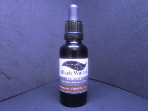 Black Walnut Hull Tincture 1 OZ