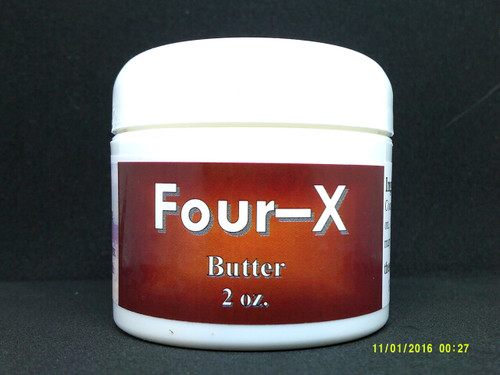 FOUR X Butter 2 oz
