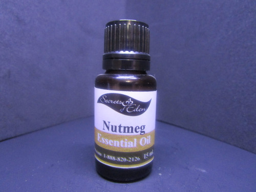 Nutmeg Essential Oil 15 ml