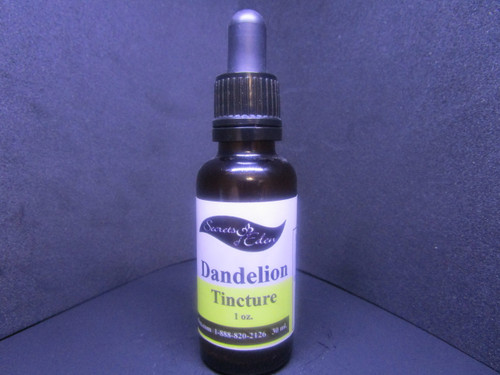 Dandelion Root Tincture 1 oz