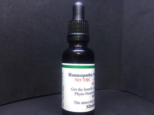 Homeopathic Medical Marijuana (NO THC)