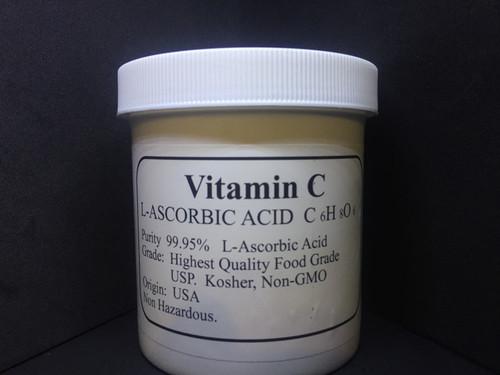 Ascorbic Acid ( Vitamin C ) 8 oz Bulk