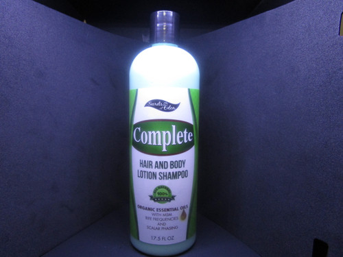 Complete Hair and Body Lotion Shampoo