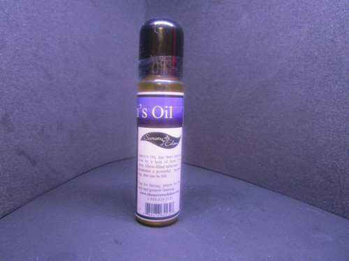 Aaron's Oil (For Anointing During Prayer)