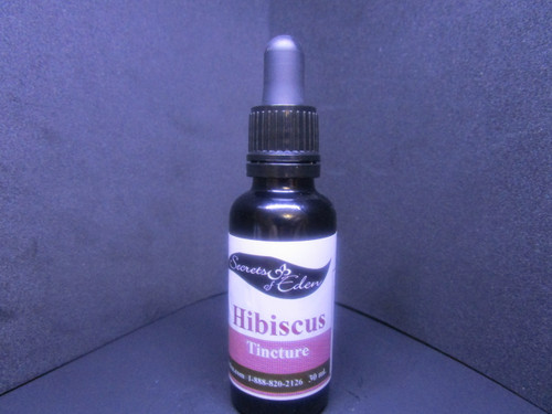 Hibiscus Blood Pressure Tincture 1 oz