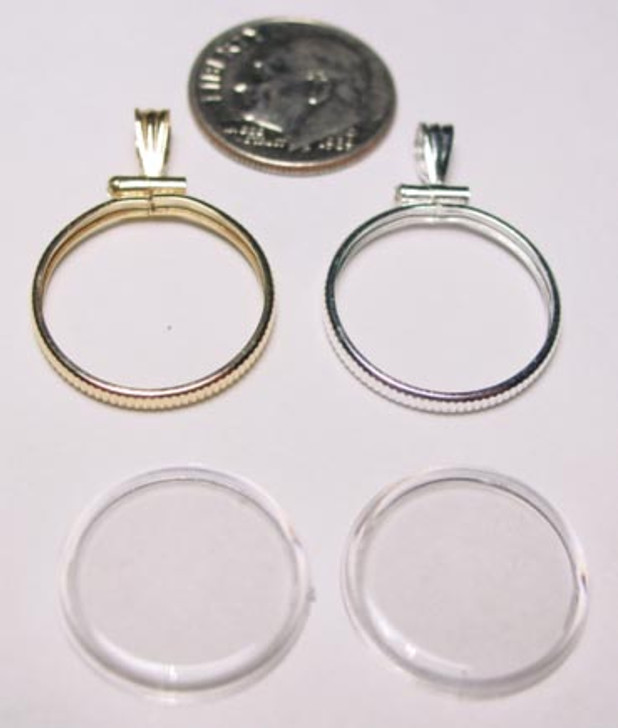 Empty Locket Pendants