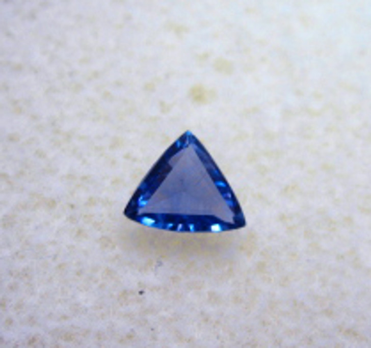Montana Yogo Sapphire trillion