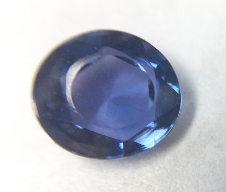Montana Yogo Sapphire Round .47 ct