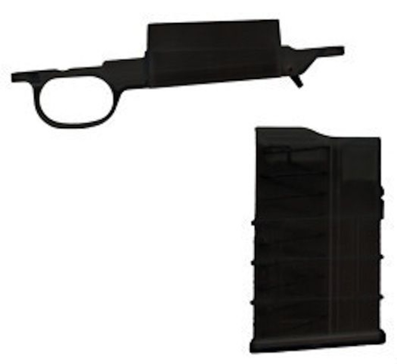 Legacy 10 Rd Detachable Magazine Conversion Kit Weatherby Vanguard Howa