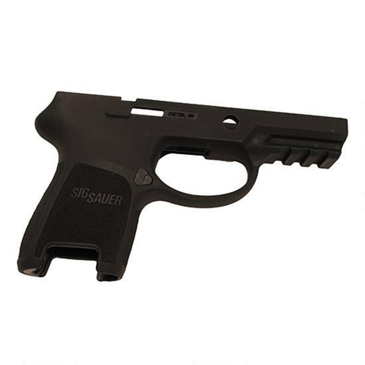 Sig Sauer P320 P250 Grip Module, Subcompact, Black - GRIP-MOD-SCR-943-M-BLK