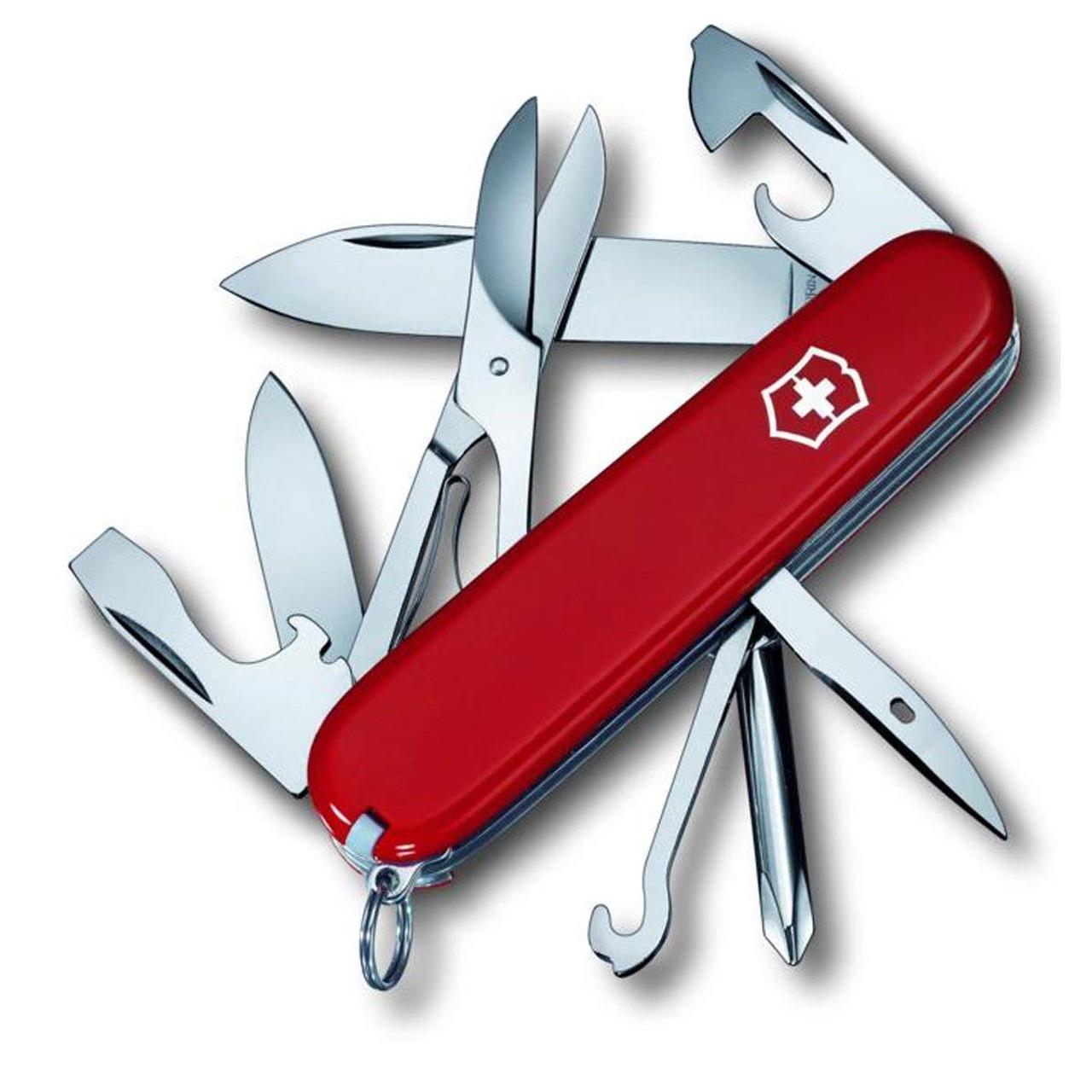 Victorinox Swiss Army Super Tinker Red - 53341