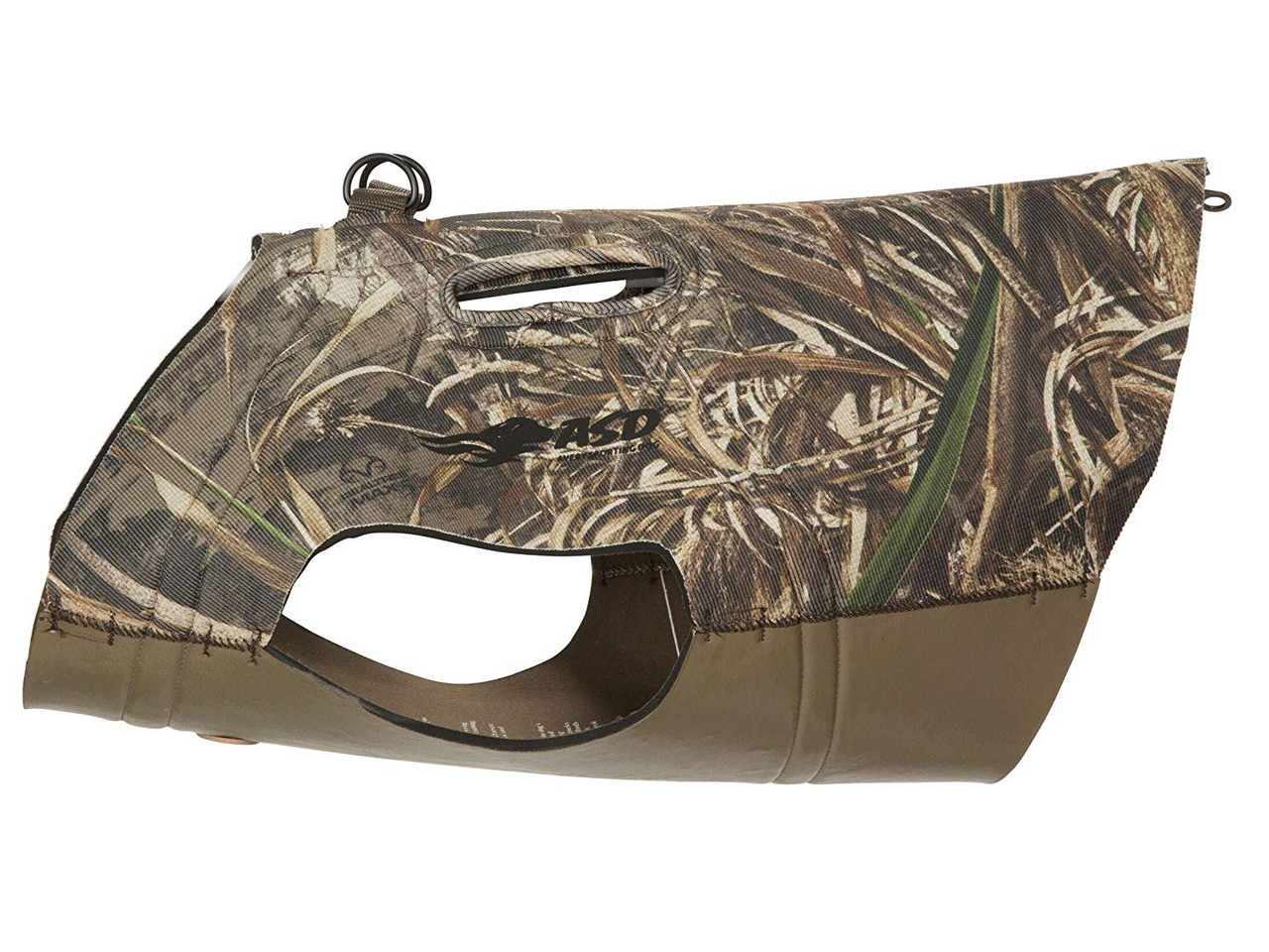 Avery Hunting Gear Full Zip Body Shield Pro Dog Parka, Max 5, 2x-Large