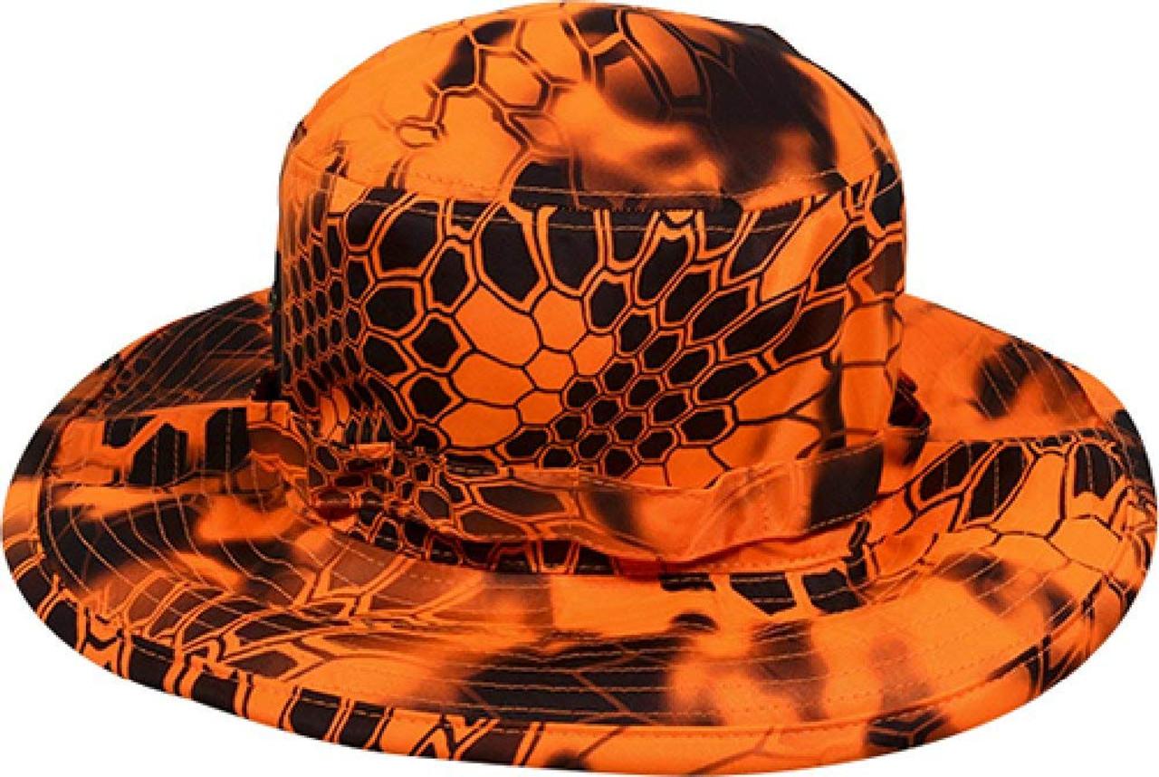 Outdoor Cap Kryptek Inferno Camo Boonie Hat OSFA - BH-2700
