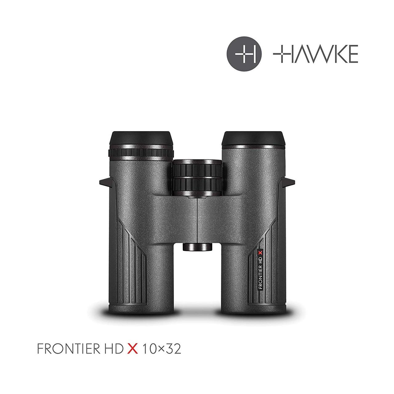 Hawke Optics Frontier HD X Binoculars 8x42 Grey - 38011