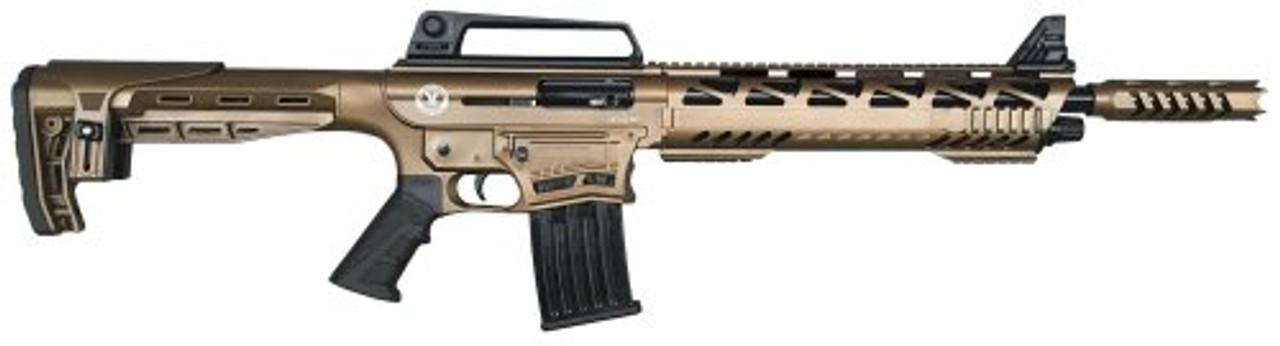"""TR Imports SE122 Bronze 12 GA 20"""" BBL NIB SE122TACB Tactical 12GA"""