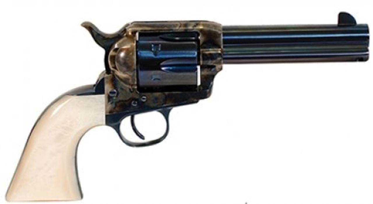 "Uberti 1873 Cattleman Frisco 4.75"" BBL 45 Colt 356177 NIB"