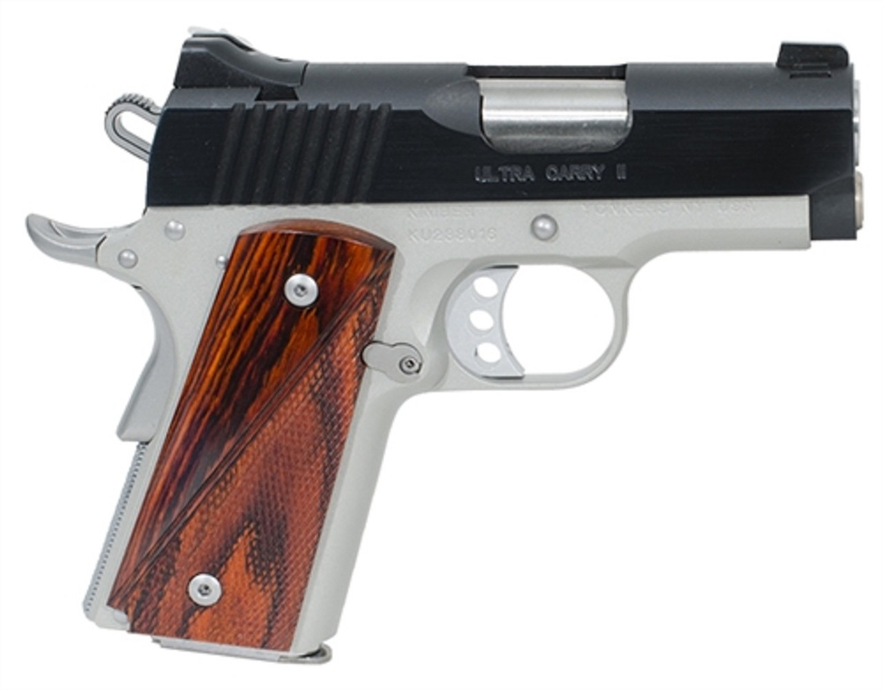 Kimber 1911 Ultra Carry II 9mm, Two Tone, 9 Rounds, 3RD BBL