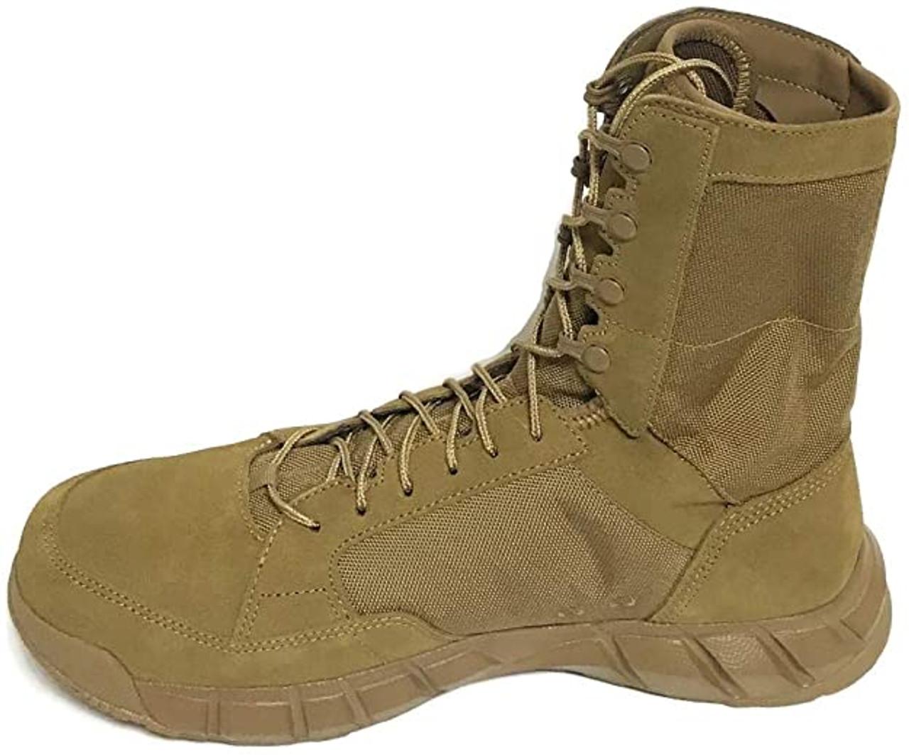 Oakley Men's Light Assault 2 Boots Coyote Size 10