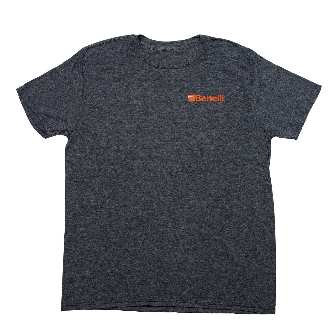 Benelli Dominate Short Sleeve T Shirt Dark Heather Medium