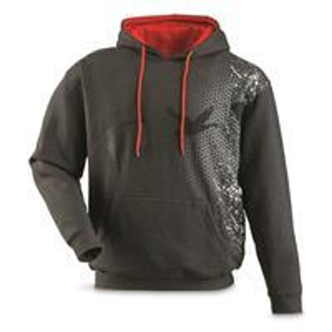 Benelli Goose Down Hoodie Graphite Large 93300L