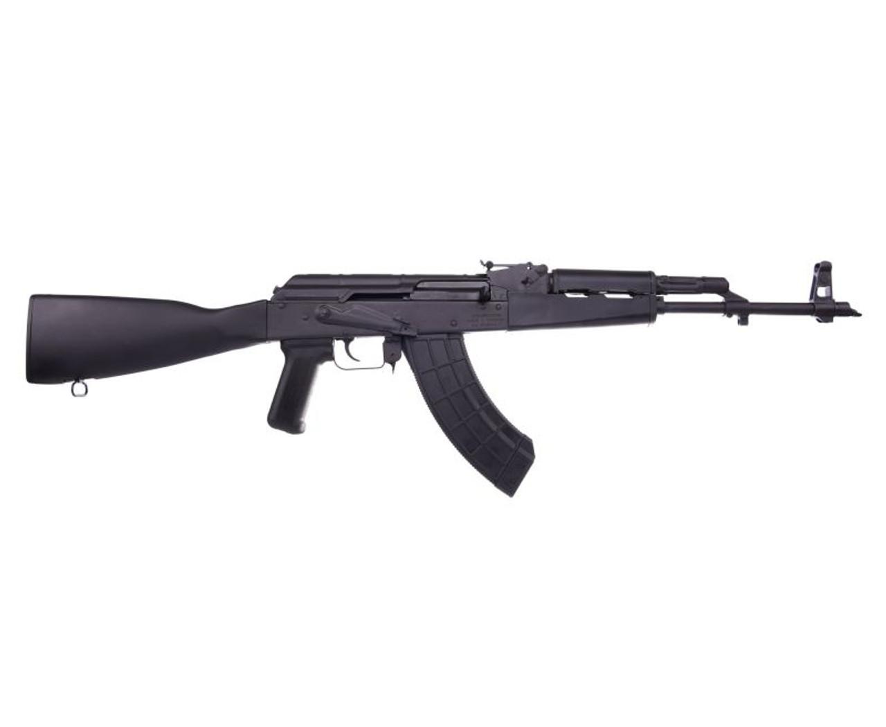 """Century RI4313-N WASR-10 WASR 10 7.62x39 mm 16.25""""BBL 30+1 Black"""