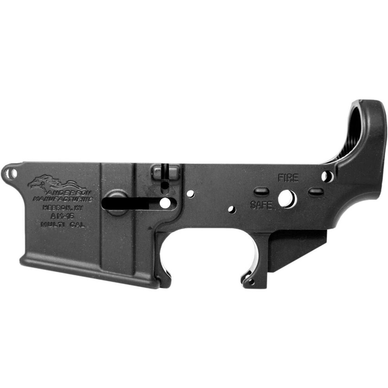 Anderson AR-15 Stripped Lower 5.56 Multi D2-K067-A000-0P