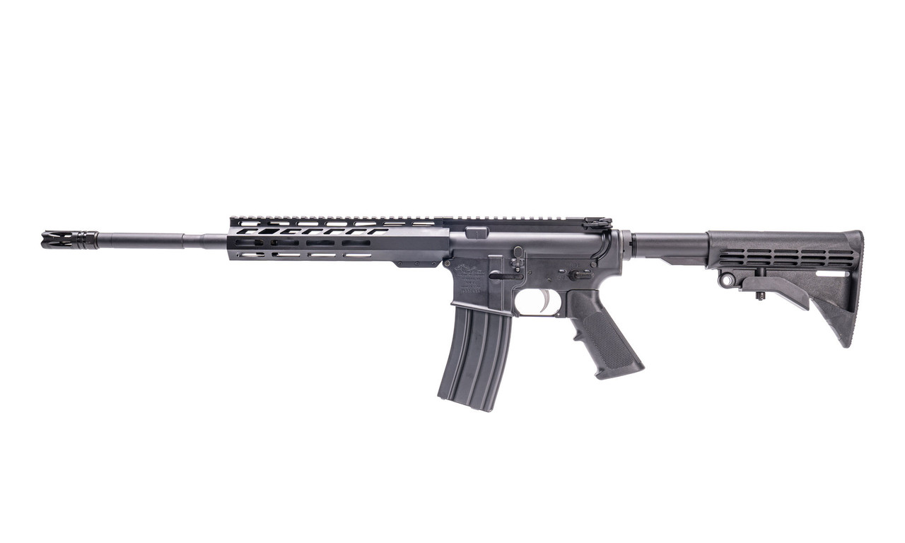 """Anderson AM-15 M-LOK 5.56 NIB 16""""BBL Mid Length Forearm Black 223 Rem 556"""