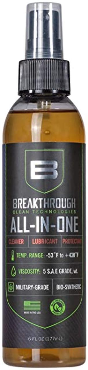 Breakthrough Battle Born CLP All-in-One 6oz Gun Lubrication Oil BB-AIO-6OZ