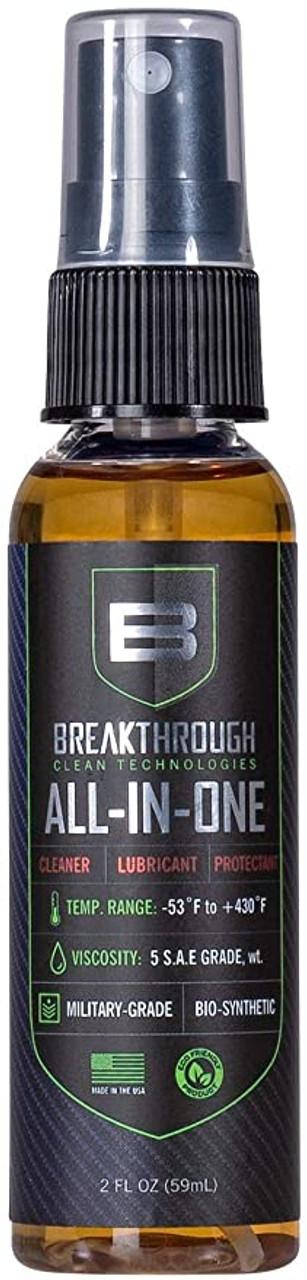 Breakthrough Battle Born CLP All-in-One 2oz Gun Lubrication Oil BB-AIO-2OZ