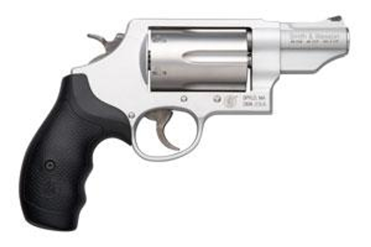 """Smith & Wesson 160410 Governor 45 Colt LC 410 Gauge 6rd 2.75"""" Stainless Steel"""