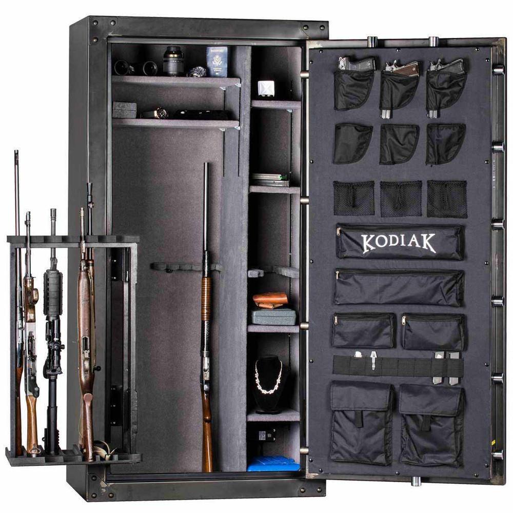 "Kodiak KSB7136EX-SO | 71""H x 36""W x 24""D | 36 Long Gun | 60 Min"