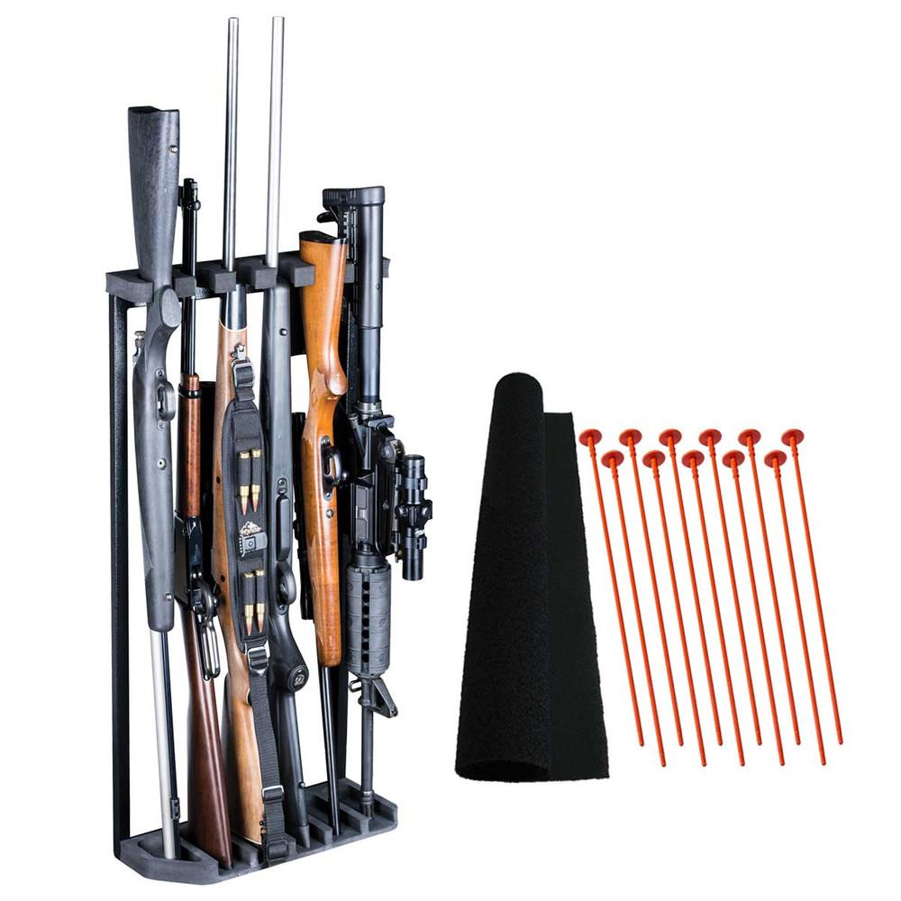 Swing Out Gun Rack  System- 6 gun (SOR6)