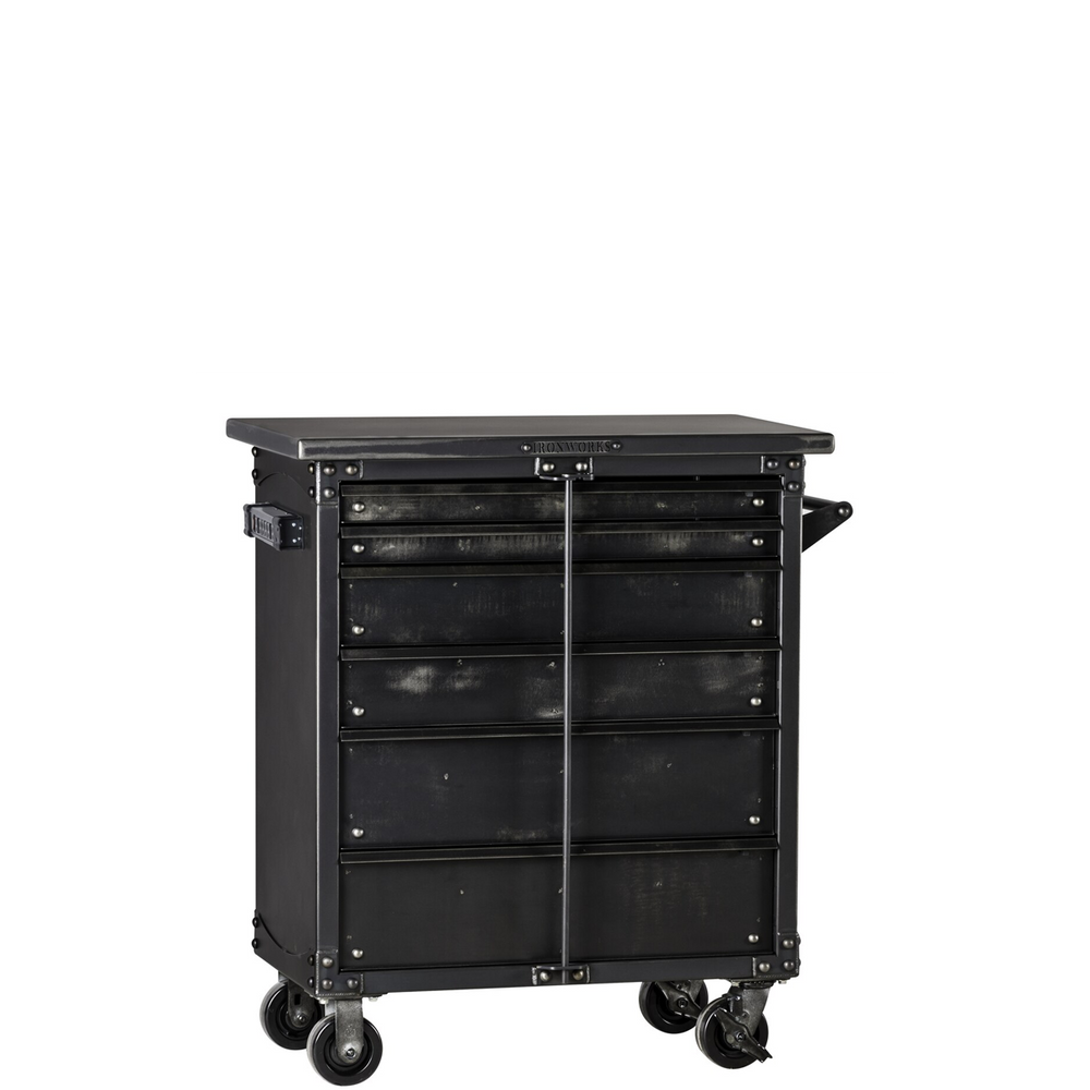 """Ironworks IWTC4437D Tool Chest 
