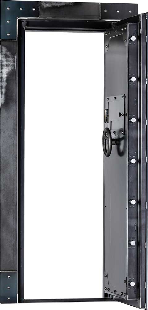 Ironworks Out-Swing Vault Door | IWVD8040 - 80X40X8.25