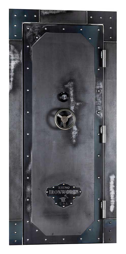 Ironworks Out-Swing Vault Door | IWVD8040 - 80X40X8.25