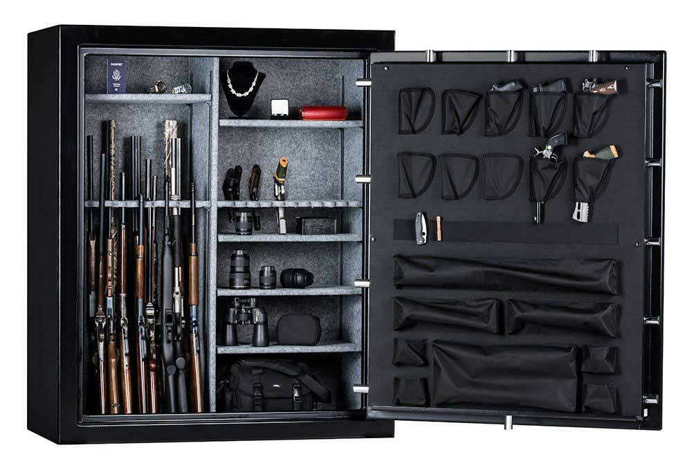 Kodiak® KB5950EXS Import Gun Safe | 900 lbs, 75 Minute Fire, Deluxe Door Organizer, Electronic Lock