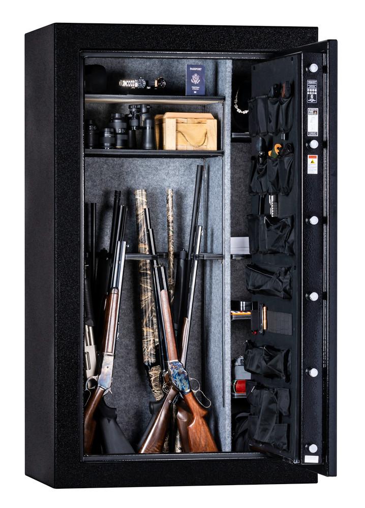 "Rhino Warthog RW7242XP | 72""H x 42""W x 27""D | 54 Long Gun Safe | 80 Min"