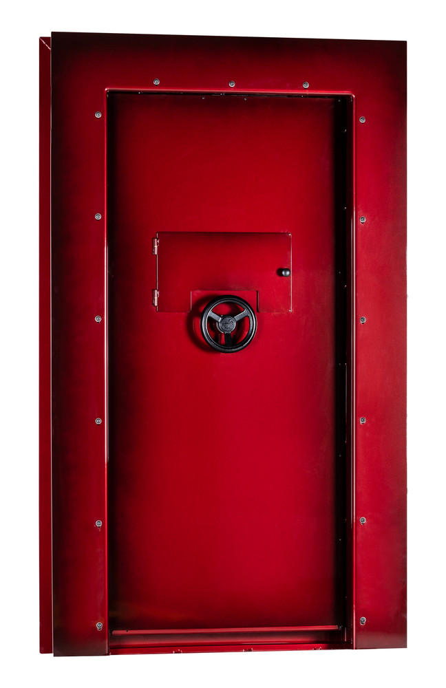 In-Swing Vault Door | V8240GL - 82Hx40Wx8D
