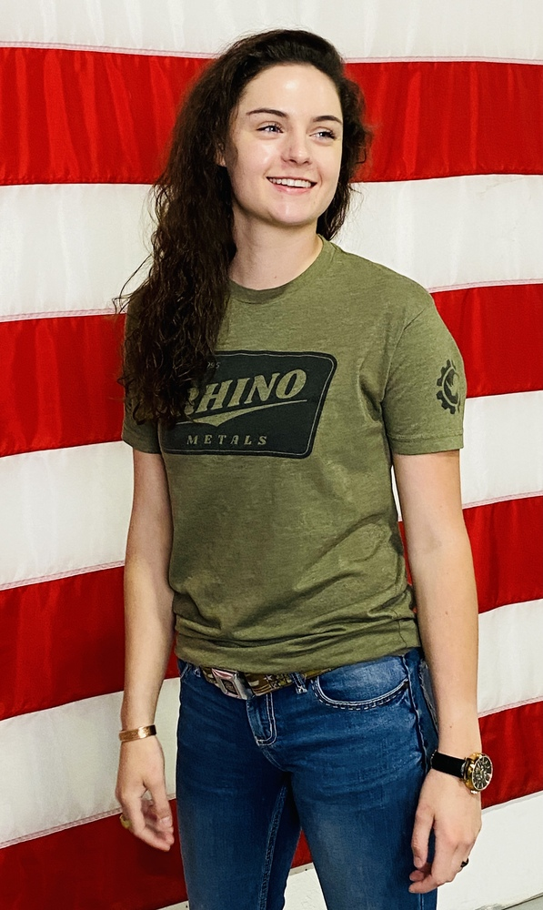 Rhino Metals Landerson T-Shirt / OD Green