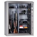 "Rhino CD7256XGL | 72""H x 56""W x 27""D | 76 Long Gun Safe | 80 Min"