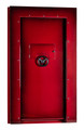 Ironworks Out-Swing Vault Door | V8045GL - 80X45X8.25