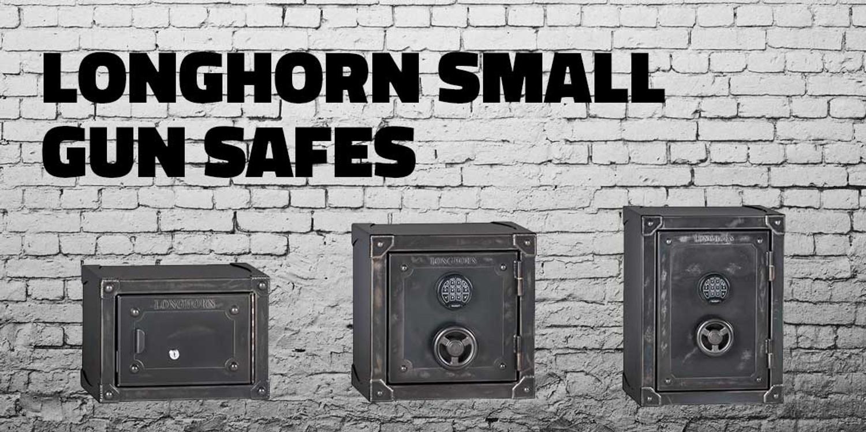 Longhorn Small Gun Safes