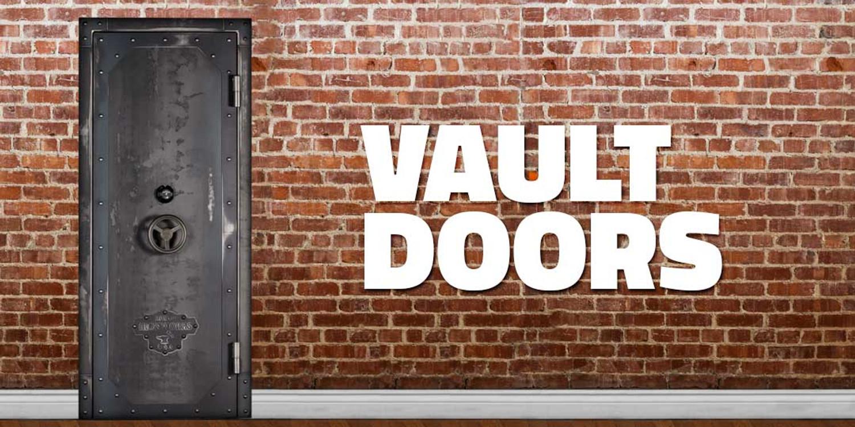 Rhino Metals Ironworks Vault Doors