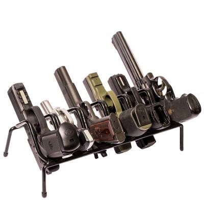 Handgun Rack (Holds 6 Handguns) (2408)