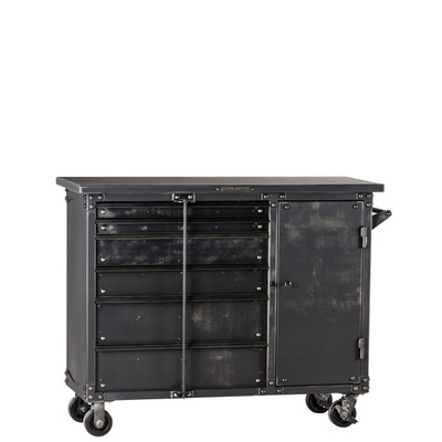 "Ironworks IWTC4355D Tool Chest  |  44""H x 55""W x 23""D"