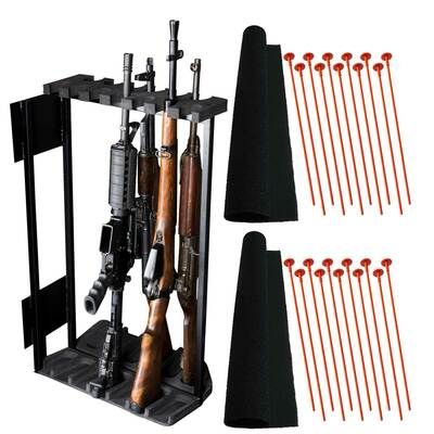 Swing Out Gun Rack System - 13 gun (SOR13)