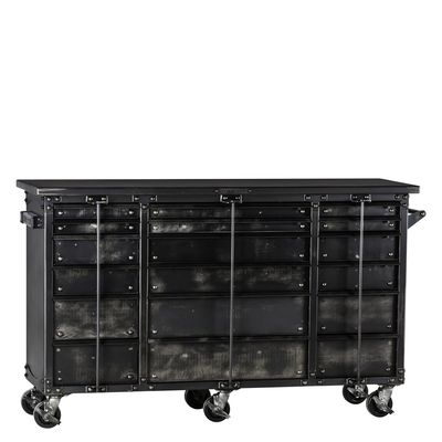 "Ironworks IWTC4372D Tool Chest | 44""H x 72""W x 23""D"